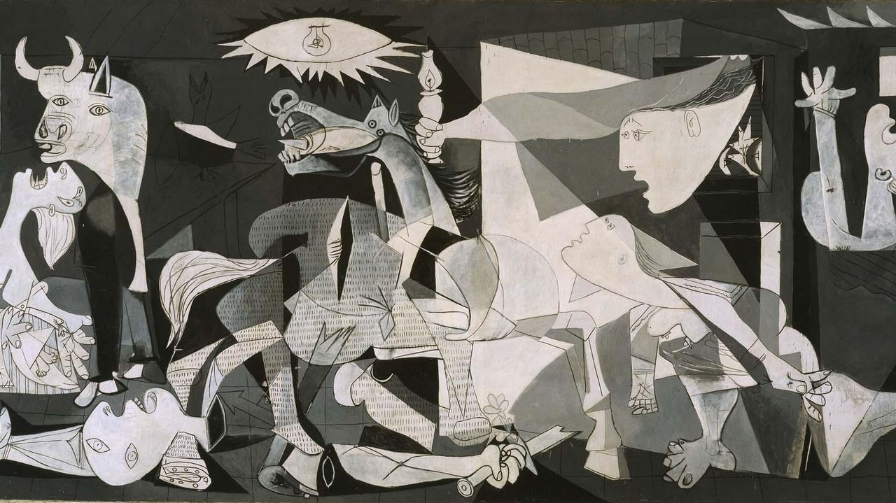 On Torture by Pablo Picasso